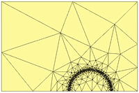 Animation of adaptive spacetime meshing